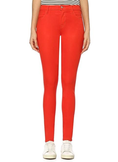 J Brand Pantolon Kırmızı